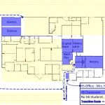 Early Learning Center transition route