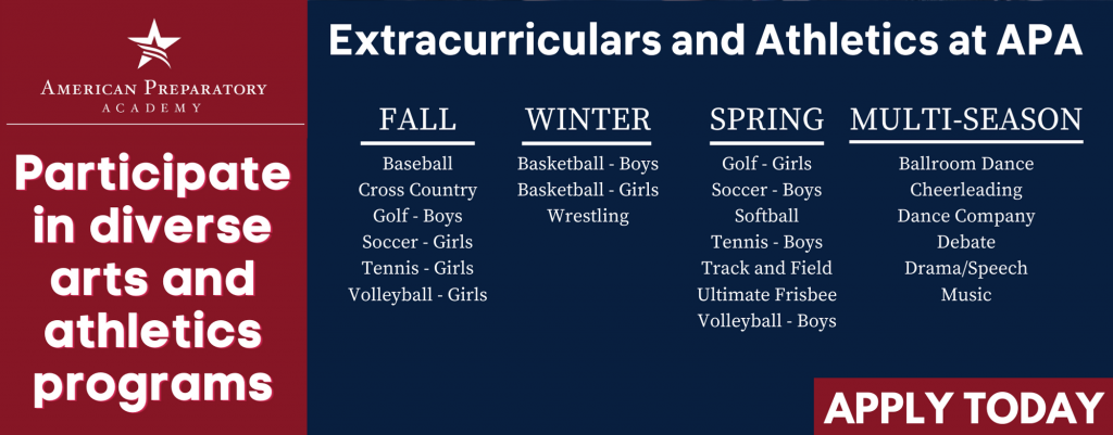 Extracurricular Opportunities Draper